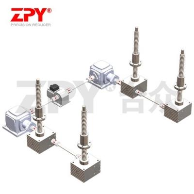 PV系列锥齿轮升降机平台