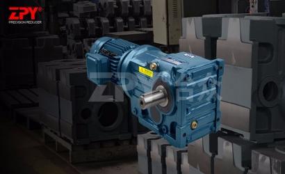 齿轮减速机使用和维护